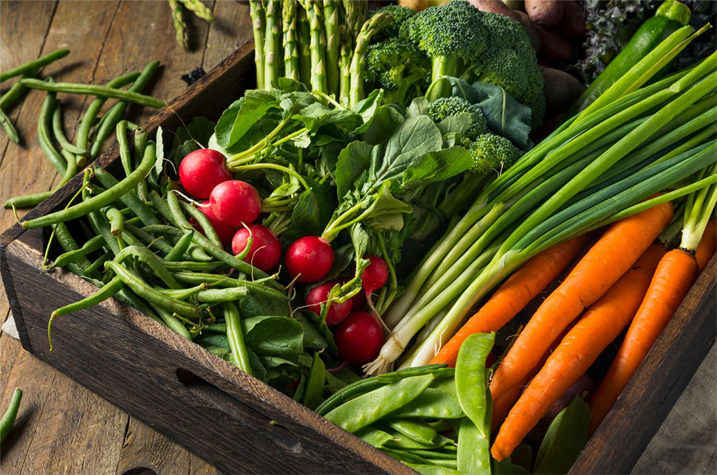 Des produits locaux et durables